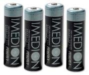 Аккумуляторы Imedion и Powerex