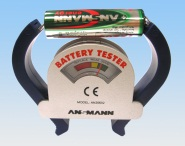 Тестер ANSMANN Battery tester
