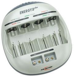 ANSMANN Energy 8 plus Зарядное устройство, арт. 1134