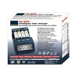 Зарядное устройство AccuPower IQ328 (аналог LA Crosse 1000)