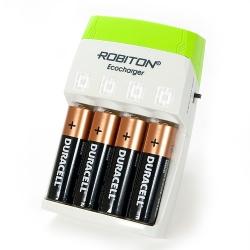 Robiton Ecocharger зарядник для батареек и аккумуляторов!