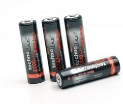 Аккумуляторы Technoline AA 2500, 4 шт.