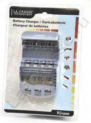 Зарядное устройство LA CROSSE BC / RS - 1000