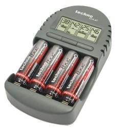 Зарядное устройство LA CROSSE BC-450 (TECHNOLINE)