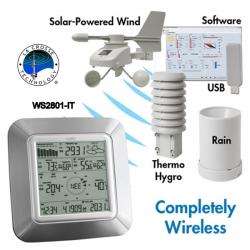 Профессиональная цифровая метеостанция La Crosse WS2801