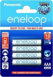 Аккумуляторы Eneloop AAA (BK-4MCCE/4BE), 4 шт.