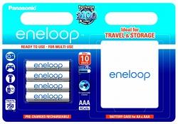 Аккумуляторы Eneloop AAA (BK-4MCCEC4BE) в боксе, 4 шт.