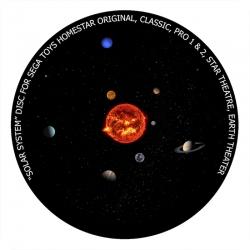"""Диск для планетария Homestar """"Солнечная Система"""""""