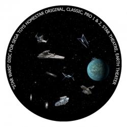 """Диск для планетария Homestar """"Звездные войны"""""""
