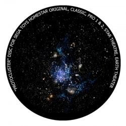 """Диск для планетария Homestar """"Протокластер"""""""