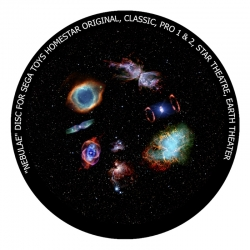 "Диск для планетария Homestar ""Туманности"""