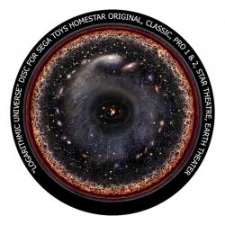 """Диск для планетария Homestar """"Логарифмическая Вселенная"""""""