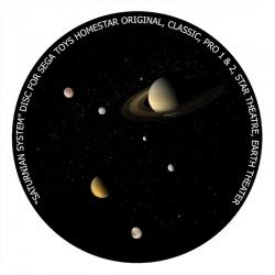 "Диск для планетария Homestar ""Система Сатурна"""