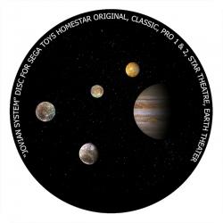"Диск для планетария Homestar ""Система Юпитера"""