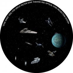 """Диск для планетария Uncle Milton """"Звездные войны"""""""