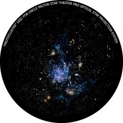 """Диск для планетария Uncle Milton """"Протокластер"""""""