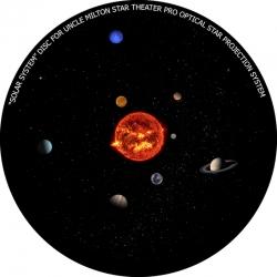 """Диск для планетария Uncle Milton """"Солнечная Система"""""""