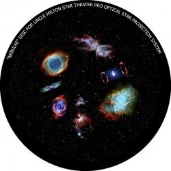 """Диск для планетария Uncle Milton """"Туманности"""""""