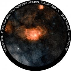 "Диск для планетария Homestar ""Туманность Лагуна"""