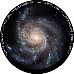 "Диск для планетария Homestar ""Галактика Вертушка"""