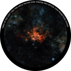 """Диск для Uncle Milton """"Область NGC 6357"""""""