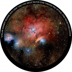 Диск для Uncle Milton «Звездные ясли» во всей красе