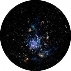 """Диск для планетария Eastcolight/Bresser """"Протокластер"""""""