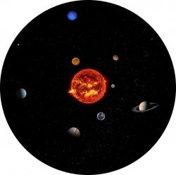 """Диск для планетария Eastcolight/Bresser """"Солнечная Система"""""""