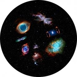 "Диск для планетария Eastcolight/Bresser ""Туманности"""