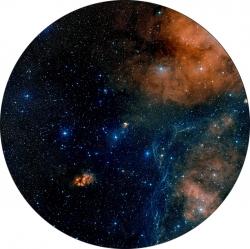 "Диск для Eastcolight/Bresser ""Участок неба вокруг Gum 19"""