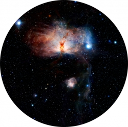 "Диск для планетария Eastcolight/Bresser ""Туманность Факел"""