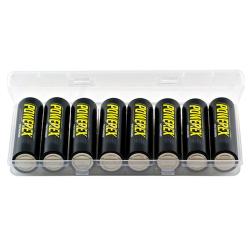 Аккумуляторы Maha Powerex Precharged AA 2600 mAh в боксе, 8 шт.